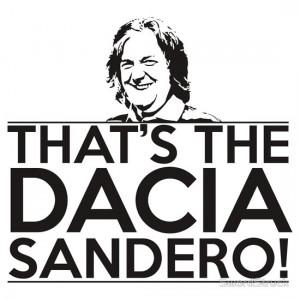 That's the Dacia Sandero!